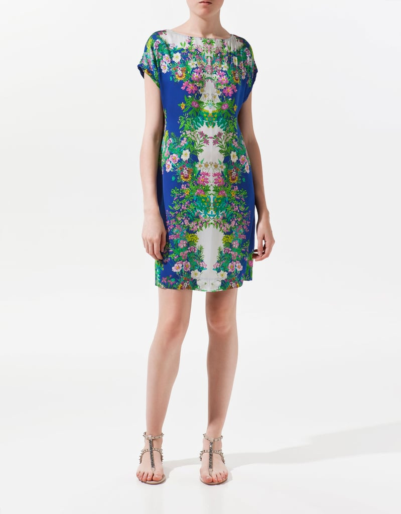 Zara Must-Have Item: Printed Tunic With Cap Sleeves ($80)
