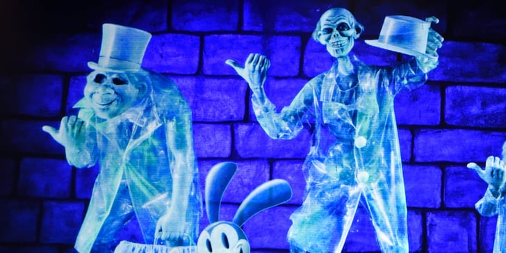You Can Turn Your Home Into the Haunted Mansion's Dining Room With This DIY Decor Hack