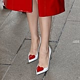 We're Not Surprised at All That Blake Lively Wore These Heels on Valentine's Day — Are You?