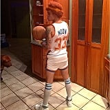 Justin Bieber as Jackie Moon From Semi-Pro