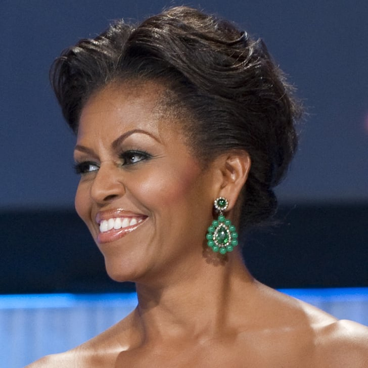 Michelle Obama Rejects Angry Black Woman Label  Popsugar -8092