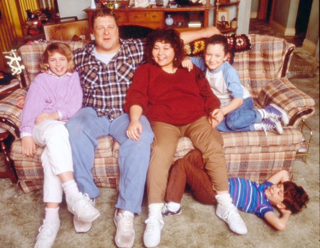 Take a Walk Down Memory Lane by Looking Back at the Original Cast of Roseanne