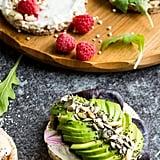 Avocado Delight Healthy Ricecake