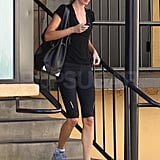 Gisele Doesn't Fool Around, She Works Hard For That Supermodel Figure