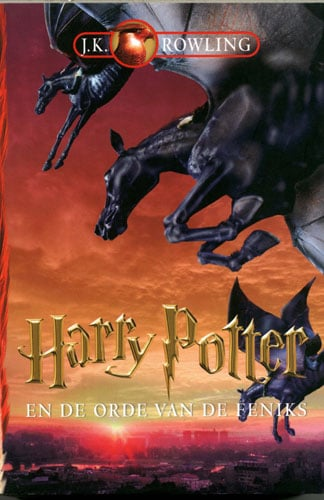 Harry Potter and the Order of the Phoenix, The Netherlands