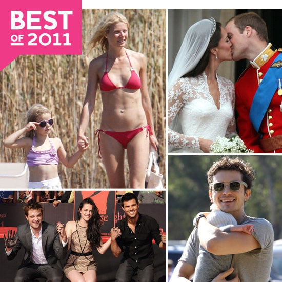 Best Celebrity Pictures of the Year 2011