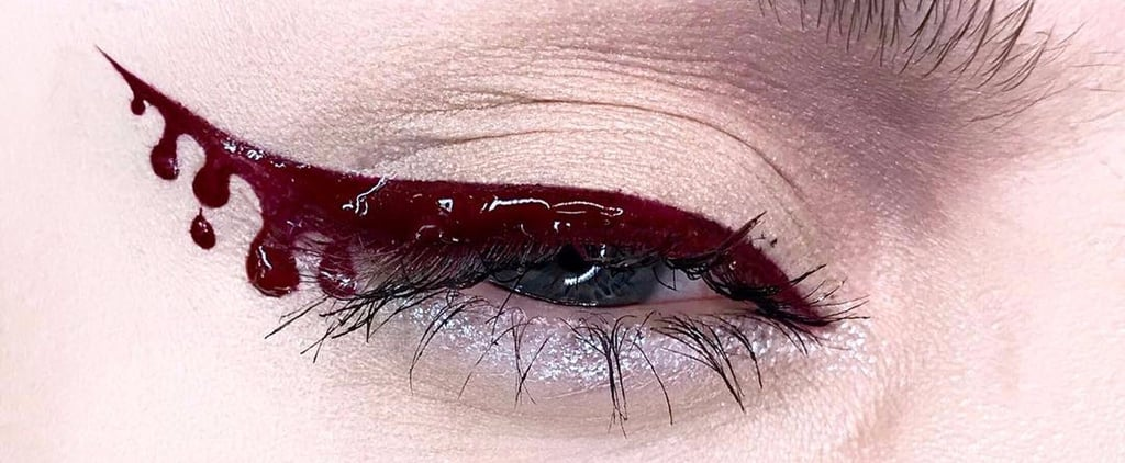 Blood Eyeliner Is Slime Liner's Gory Twin — and You Need to Try It For Halloween