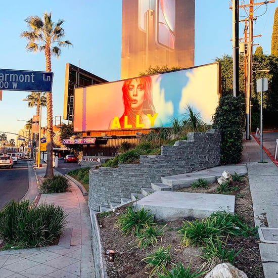 Where Is the Real Ally Billboard From A Star Is Born?