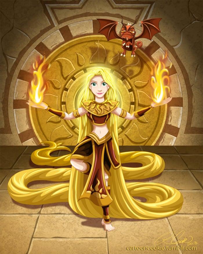 Avatar Rapunzel