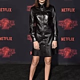 Millie Bobby Brown at Netflix's Stranger Things Season 2 Premiere in 2017