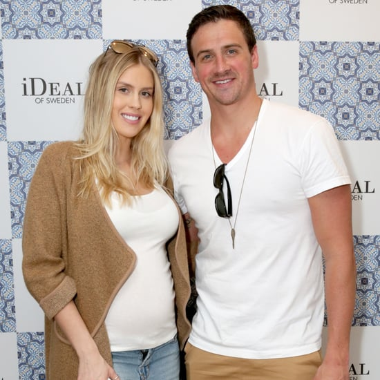 Ryan Lochte and Kayla Rae Reid Welcome First Child