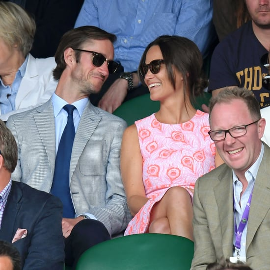 Pippa Middleton Engagement Details