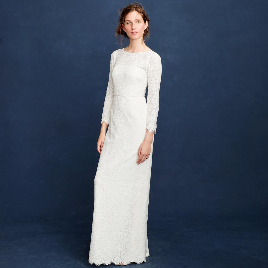 J.Crew Isabel gown ($600, originally $750) | J. Crew Wedding Dresses ...