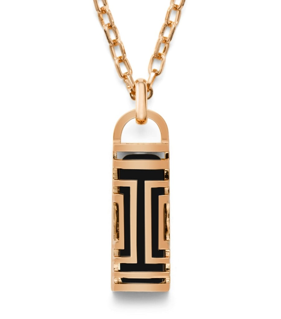 If she doesn't like wearing her Fitbit as a bracelet, gift your mother Tory Burch's Fitbit pendant necklace ($175) in whichever finish she prefers — silver, yellow gold, or rose gold.