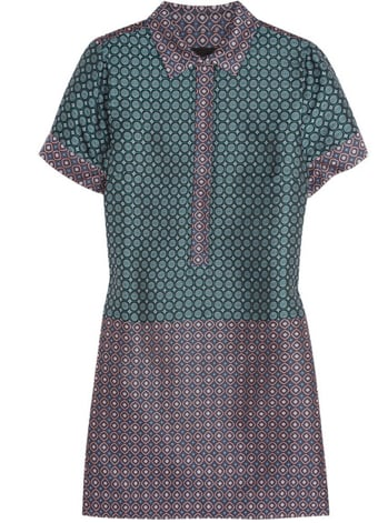 Want It! A Printed Shirt Dress Perfect For All Occasions