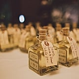 Mini Bottles of Tequila