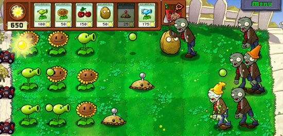 Plants vs. Zombies Coming to Xbox Live