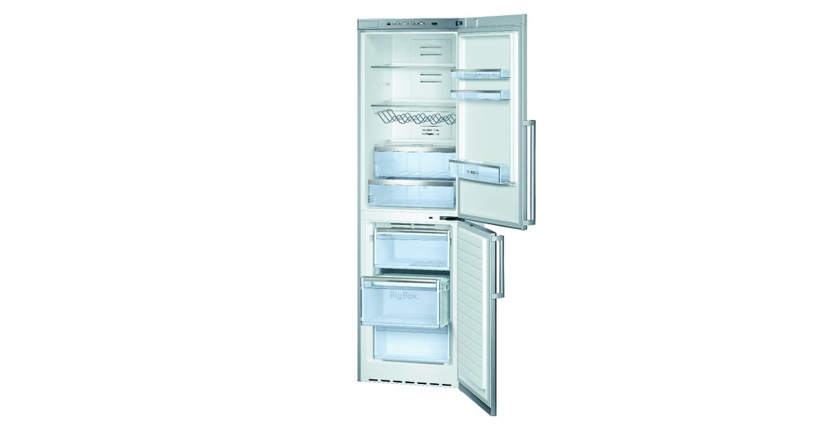 Bosch 24 Glass Door Refrigerator Eco Friendly Kitchen Products