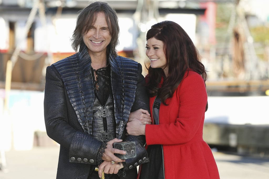 Rumplestiltskin and Belle Moments on Once Upon a Time ...Once Upon A Time Ruby And Belle