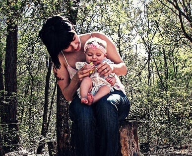 Being A Mom Without Having A Mom