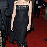 Reese wore this black lacy number to the Critics' Choice Awards in 2006.