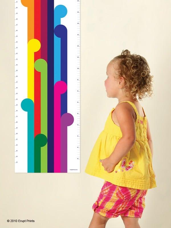 Rainbow Baby Growth Chart