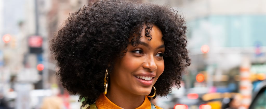 Yara Shahidi With No Makeup