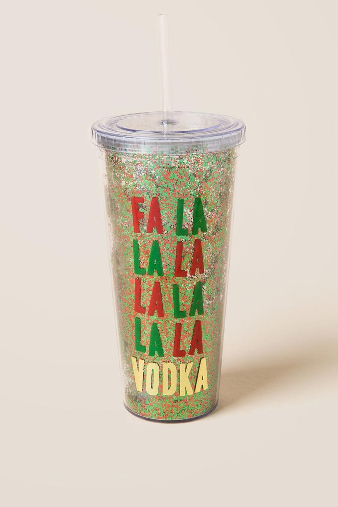Fa La La Vodka Travel Cup