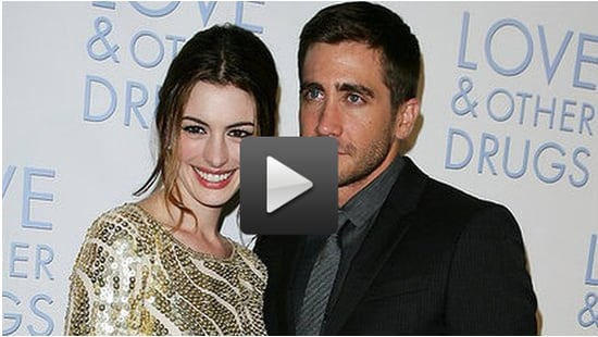 Jake Gyllenhaal talks about Anne Hathaway and Avoids Taylors Swift at the Love and Other Drugs Premiere in Australia
