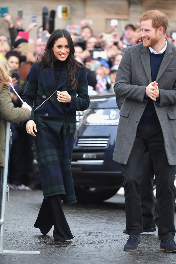 Meghan Markle S Winter Outfits Popsugar Fashion Photo 16