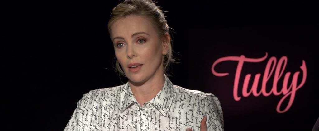 Charlize Theron Interview on Postpartum Depression, Tully