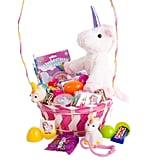Mystical Unicorn-Themed Filled Easter Basket