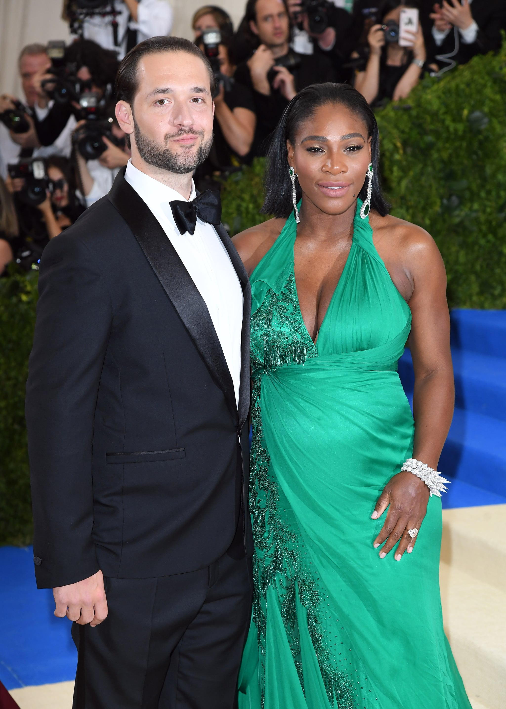 How did serena williams and alexis ohanian meet popsugar celebrity share this link kristyandbryce Choice Image