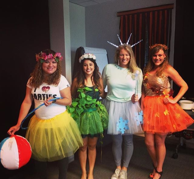 Cute Costume Ideas For Girl Groups