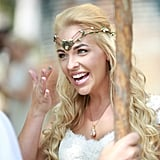 Lord of the Rings Theme Wedding
