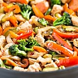 Gluten-Free: Sweet Chili Chicken Stir-Fry