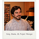 Cody Steele, 29, Project Manager