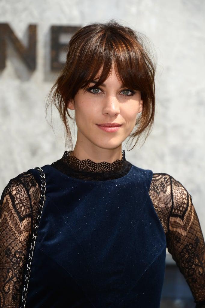 July 2013: Chanel Haute Couture Paris Fashion Week