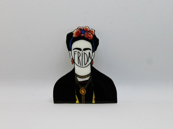 "Kahlo ""Frida"" Shrink"