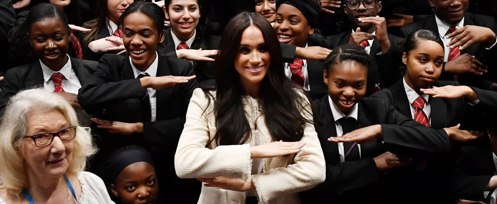 Meghan Markle International Women's Day Speech 2020