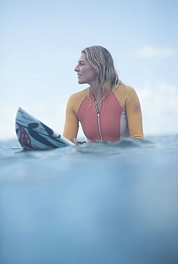 Surfer Stephanie Gilmore 2020 Olympics Interview