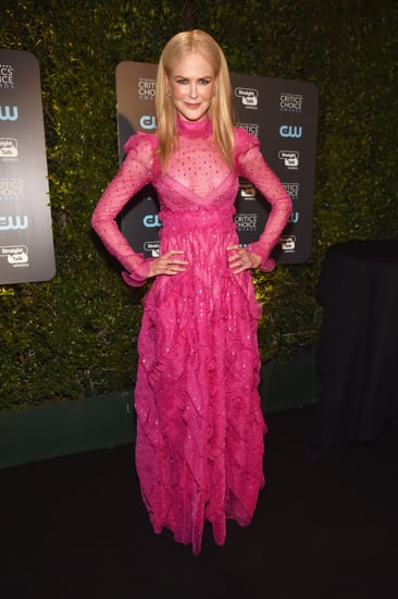 Nicole Kidman's Dress at the 2018 Critics' Choice Awards