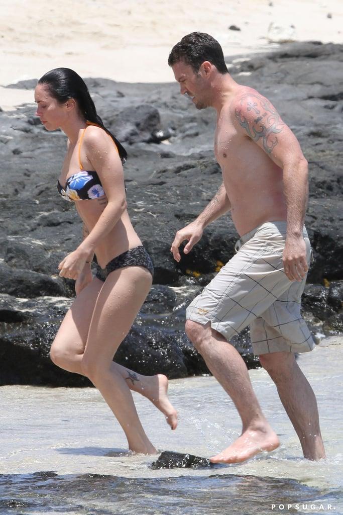 Every Time Megan Fox's Bikini Body Made Your Jaw Drop