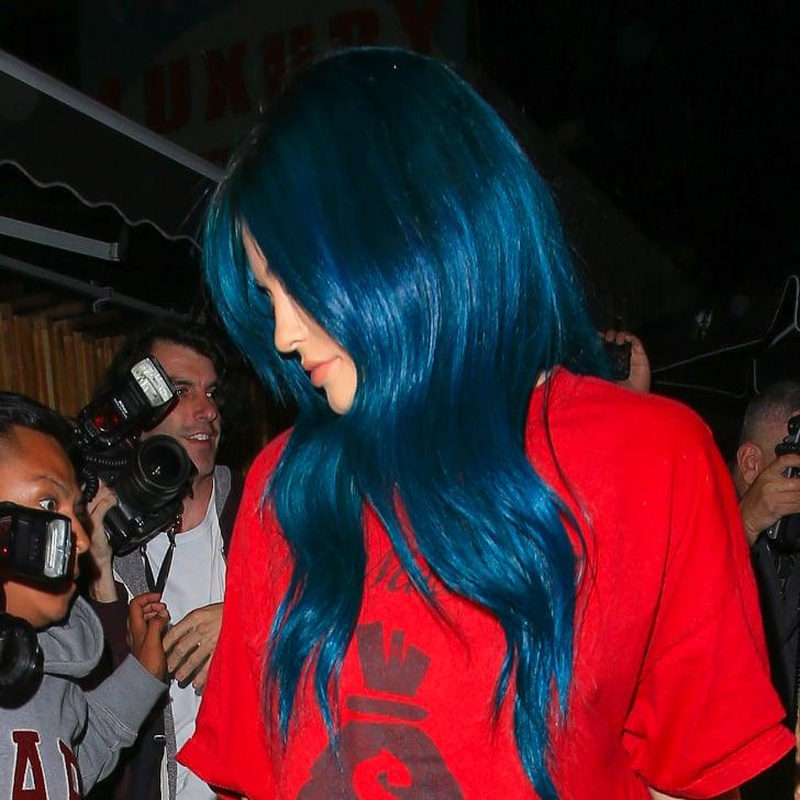 Kylie Jenner Hair Color Pictures Popsugar Beauty