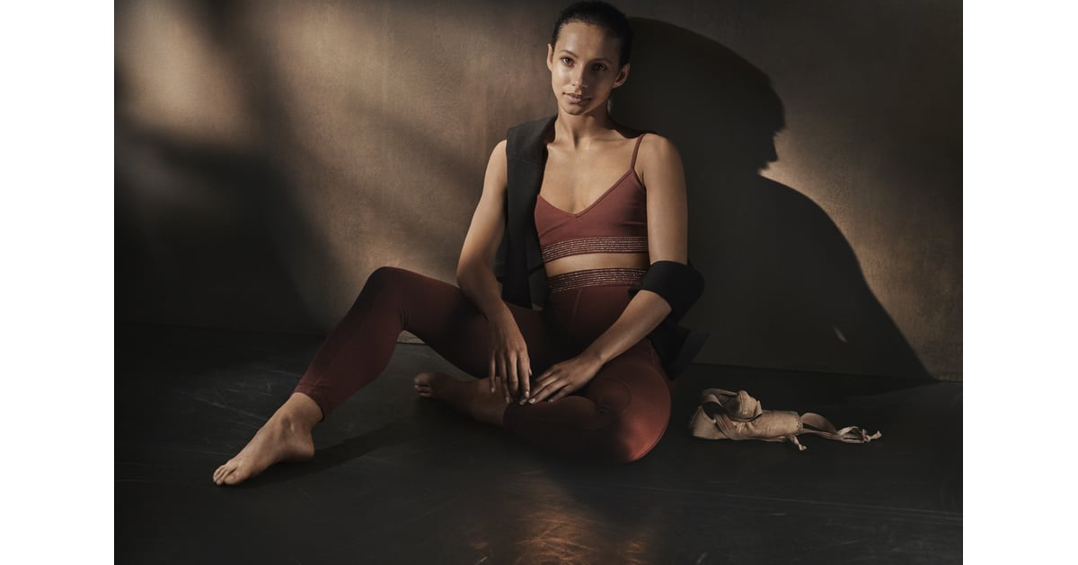 31922210cf Principal Dancer Golden Lining Bralette and Tight