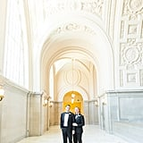 Small City Hall Wedding in San Francisco