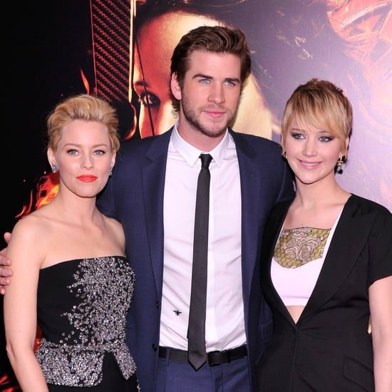 Catching Fire NYC Premiere Pictures