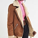 UO Athena Aviator Jacket