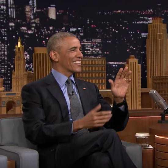 President Obama Talking About Smartphones
