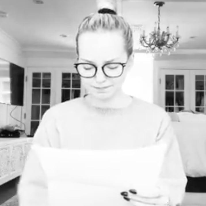 Dove Cameron Reacts To Cameron Boyce S Death Popsugar Celebrity Australia